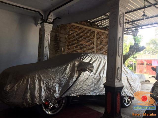 Plus minus pakai cover mobil saat parkir lama dihalaman rumah (4)