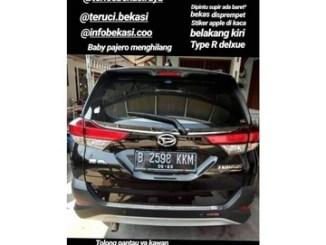 Cerita mobil rentalan dilarikan dan digadaikan oleh penyewa (2)