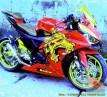 Kumpulan modif Yamaha R15 warna merah meronah brosis..