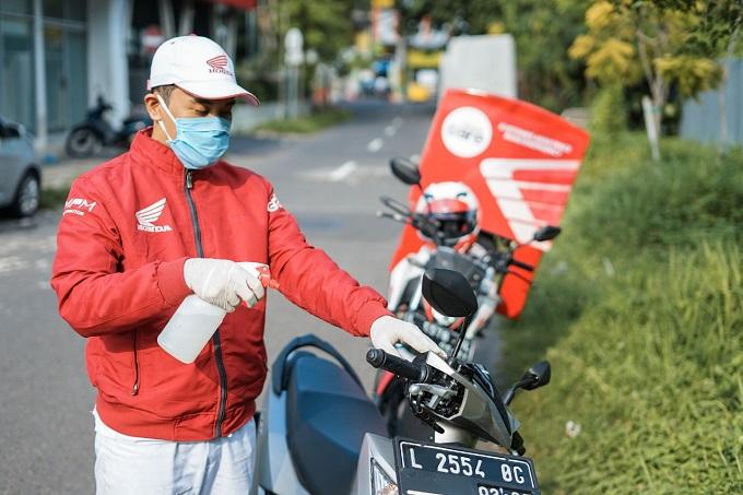 MPM Honda Jatim Siagakan 24 Motor dalam Layanan Honda Care tahun 2020 (4)