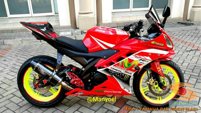 Bagi biker, apa alasan pakai single seater pada motor sport..hehehe (1)