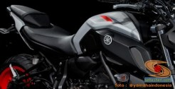 Fitur baru dan spesifikasi Yamaha MT-07 tahun 2020 (7)