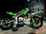 Kumpulan gambar Supermoto decals hijau (15)