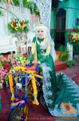 Motor-motor vijar yang jadi saksi di pelaminan dan pernikahan (3)