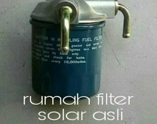 Solusi alternatif bersihkan filter solar pada Isuzu Panther