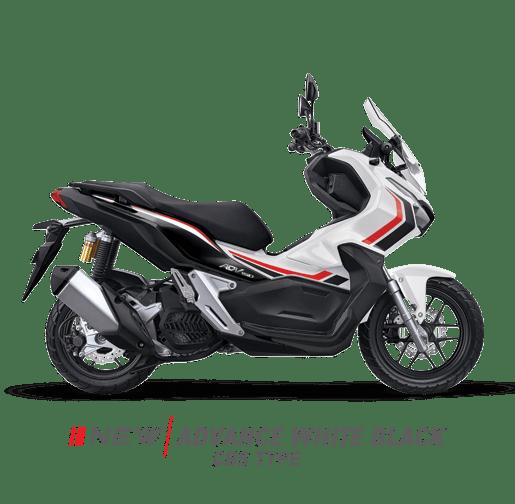 3 Warna baru skutik Honda ADV 150 tahun 2020