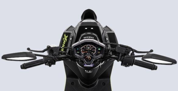 stang baplang Yamaha X-Ride 125 tahun 2020