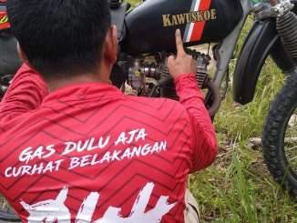 Kata Inspirasi anak motor