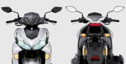 Pilihan varian All New Aerox 155 Connected tahun 2020 (5)