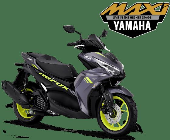 Yamaha All New Aerox 155 Connected tahun 2020 (5)