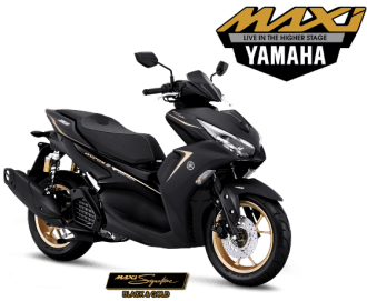 Yamaha All New Aerox 155 Connected tahun 2020 (6)