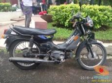 Ketemu motor lawas Suzuki RC 100 Sprinter tahun 1990 brosis (4)