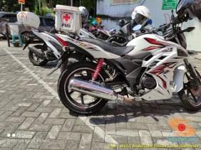 Modifikasi Honda Verza pakai fairing brosis tahun 2020 (8)