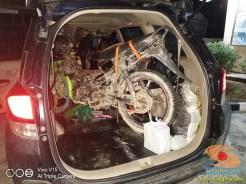 Mobilio perkasa asal palangkaraya, muat apapun masuk didalamnya bahkan motor Ninja... (12)