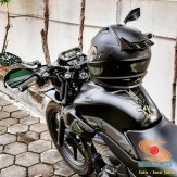 Modif Honda Verza CB150 simple dan minimalis bikin ganteng brosis (8)