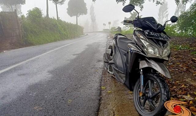 Tips motor matic menghadapi turunan agar terhindar dari rem blong (9)
