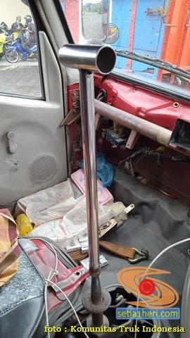 ragam bentuk tongkat persneling truk yang gokil (1)