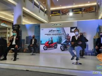 All New Honda PCX 160 tahun 2021 resmi meluncur di Jawa Timur dan NTT, harga mulai 31 jetian gans (1)