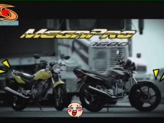 Iklan Honda Megapro Primus tahun 2006