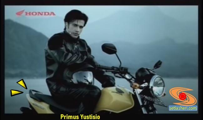 Iklan tv Honda Megapro Primus tahun 2006