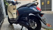 Lebih dekat dengan Honda Scoopy 2021 varian Fashion Blue, kerenn gans.. (9)