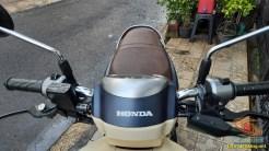 Lebih dekat dengan Honda Scoopy 2021 varian Fashion Blue, kerenn gans.. (3)