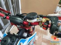 Modif mini supermoto YCF Daytona Anima basis mesin Ninja RR Superkips (11)