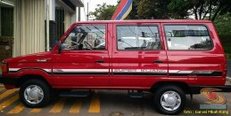 Motuba mulus kinclong original Kijang Super Commando - LSX 1988 (1)
