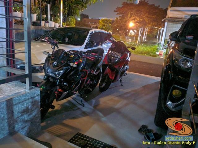 Modif Yamaha Byson 2012 kekar pakai headlamp Z250 ori gans.. (3)