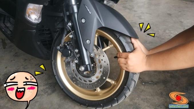 Tips Cara Cek Tekanan Angin pada Ban Sepeda Motor