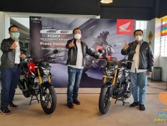 All New Honda CB150R Streetfire 2021 resmi diluncurkan di Surabaya, harga 30 jetian gans.. (8)