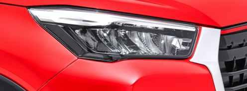 Gambar detail, daftar harga dan pilihan warna Daihatsu Rocky tahun 2021 (4)