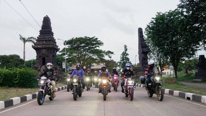 Kopdar Ngabuburide Komunitas Honda CB150R StreetFire Jawa Timur 2021 (1)