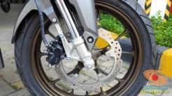 Lebih dekat dengan Honda CB150R tahun 2021 edisi spesial warna Armored Matte Grey (8)