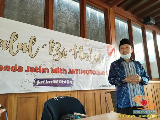 ceramah halal bihalal bersama ustadz habibul muiz sidoarjo