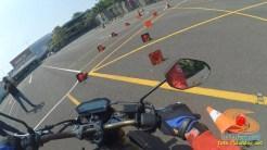 Njajal numpak Honda CB150R Streetfire 2021, moge look dan posisi tegak gans...