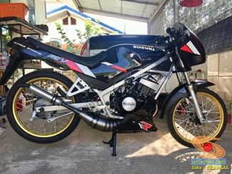 Suka duka memelihara bekakas Suzuki RG series (RG-R atau RG-V) (1)