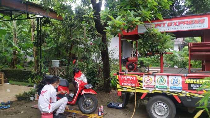 3 Layanan servis motor Honda dari MPM Honda Jatim dan Jaringan AHASS