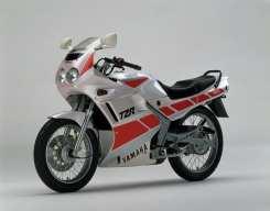 Mengenal motor sport 2 tak Yamaha VR150, TZR dan TZR asal Thailand (7)