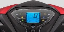 speedometer yamaha freego