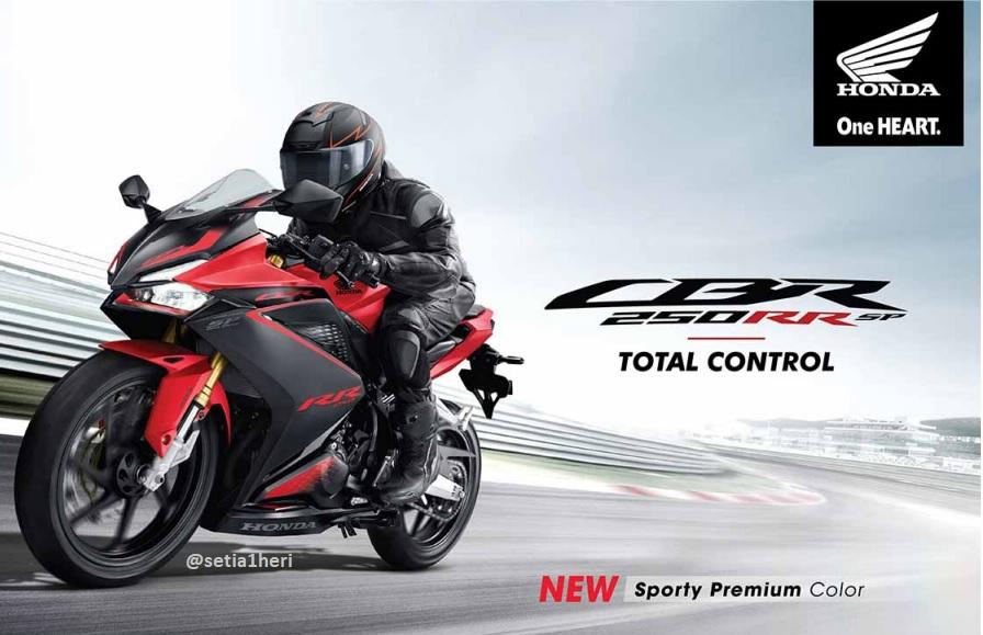 Honda CBR250RR SP Quick Shifter tahun 2021
