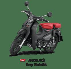 Honda Supercub C125_warna baru_2021