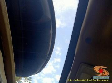 Pengalaman buruk suka duka pakai roofbox pada mobil (2)