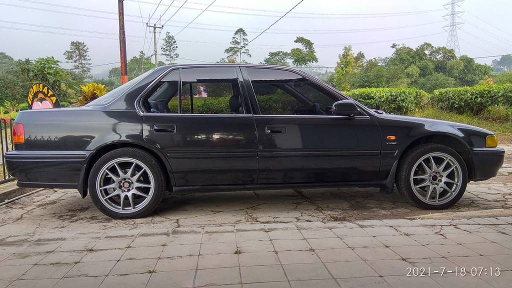 Plus minus motuba sedan Honda Accord Maestro 1993, monggo disimak gans (2)