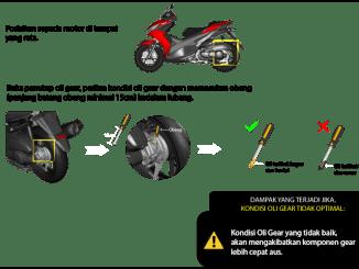 Mengenal Pentingnya Oli Gear Pada Motor Skutik