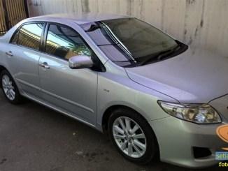 Kelebihan dan kekurangan sedan Toyota corolla altis 2008 manual type J (2)