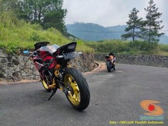 Modif Honda CBR150R lepas spatbor belakang (3)