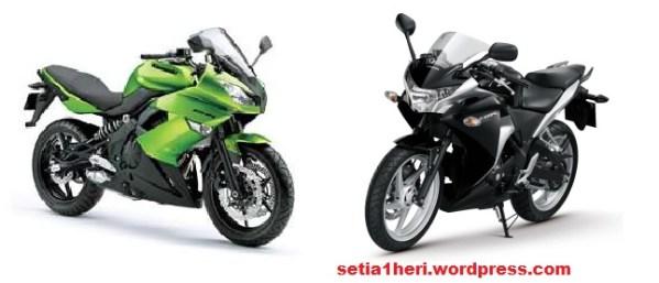 Bingung minang antara ER-6F dan CBR 250 [Lady Biker]