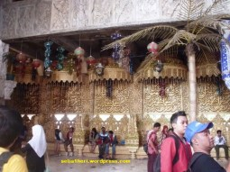 relief masjid tiban