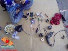 kit repair untuk karbu elpiji
